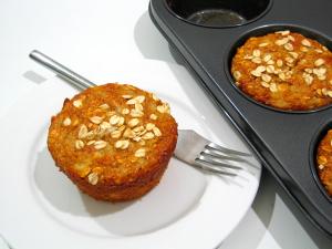 Zabkorpás muffin (nem csak) a fogyókúra idejére