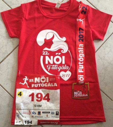 22. Női Futógála, azaz Magyarország legszebb futóversenye